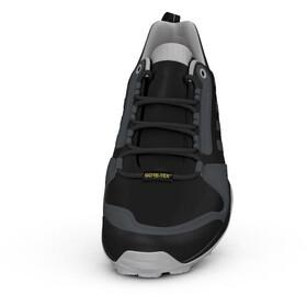 adidas TERREX AX3 Gore-Tex Scarpe da trekking Impermeabile Donna, nero/grigio